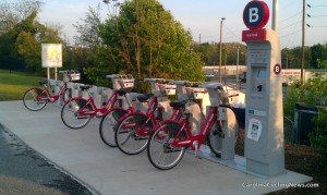 bcycle in Spartanburg, SC