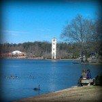 Furman University Lake