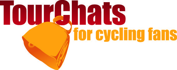 TourChats for Cycling Fans Logo