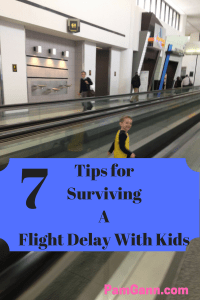 Flight Delay with Kids