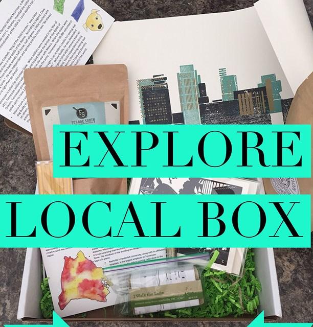 Explore Local Box