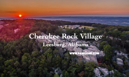 Cherokee Rock Village, Leesburg, Alabama