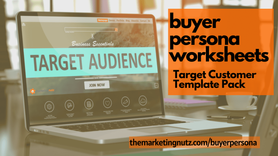 Buyer Persona Templates for B2B and B2C