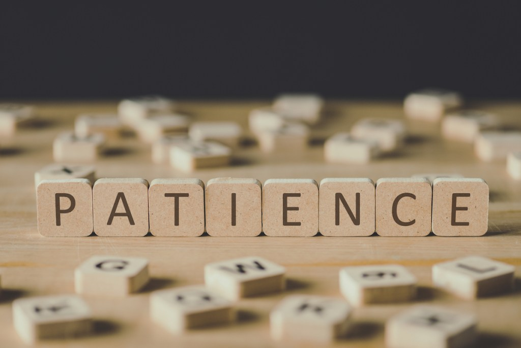 Stop Being Impatient if You Want Digital and Social Marketing Results