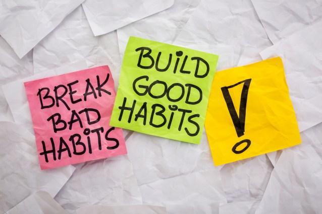10 Bad Habits Digital Marketers Must Leave Behind