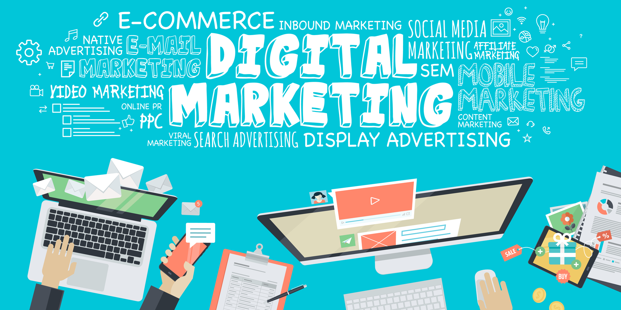 How To Integrate Your Digital Marketing And Social Media