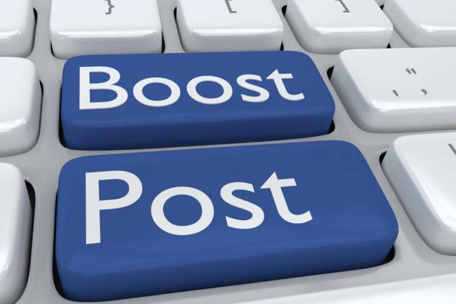 Facebook Advertising Boosted Post When to Boost Post for Business