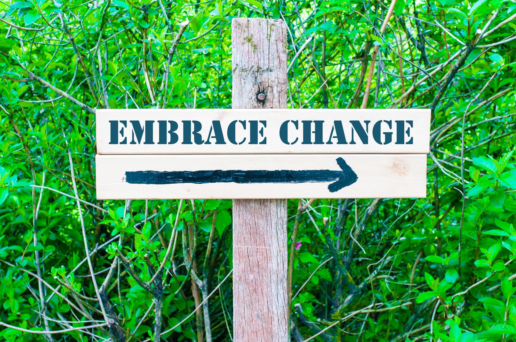 social media echo chamber change agent