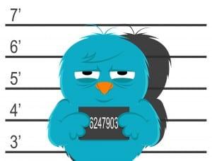 don't be a twit tweeter