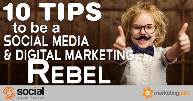 social media digital marketing rebel