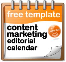 content marketing editorial calendar 2015