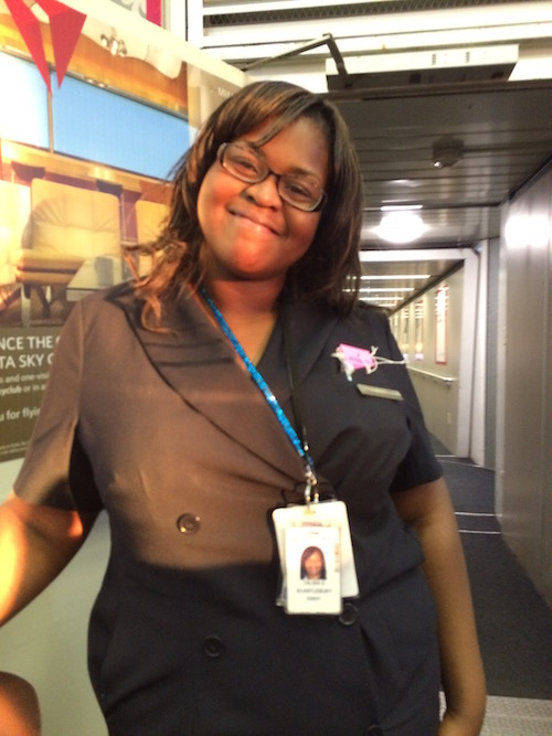 Delta Airlines Case Study Power of a Smile Talisha Wins Our Heart and Brand Loyalty With a Smile