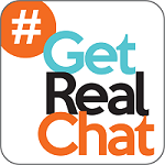 get real chat social business twitter chat