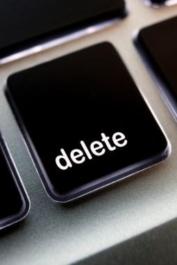 delete klout profile