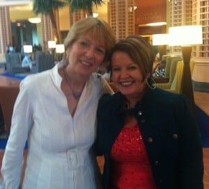 @LizStrauss & @PamMktgNut at #IBMSCGS