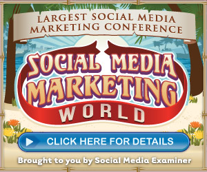 social media marketing world 2014