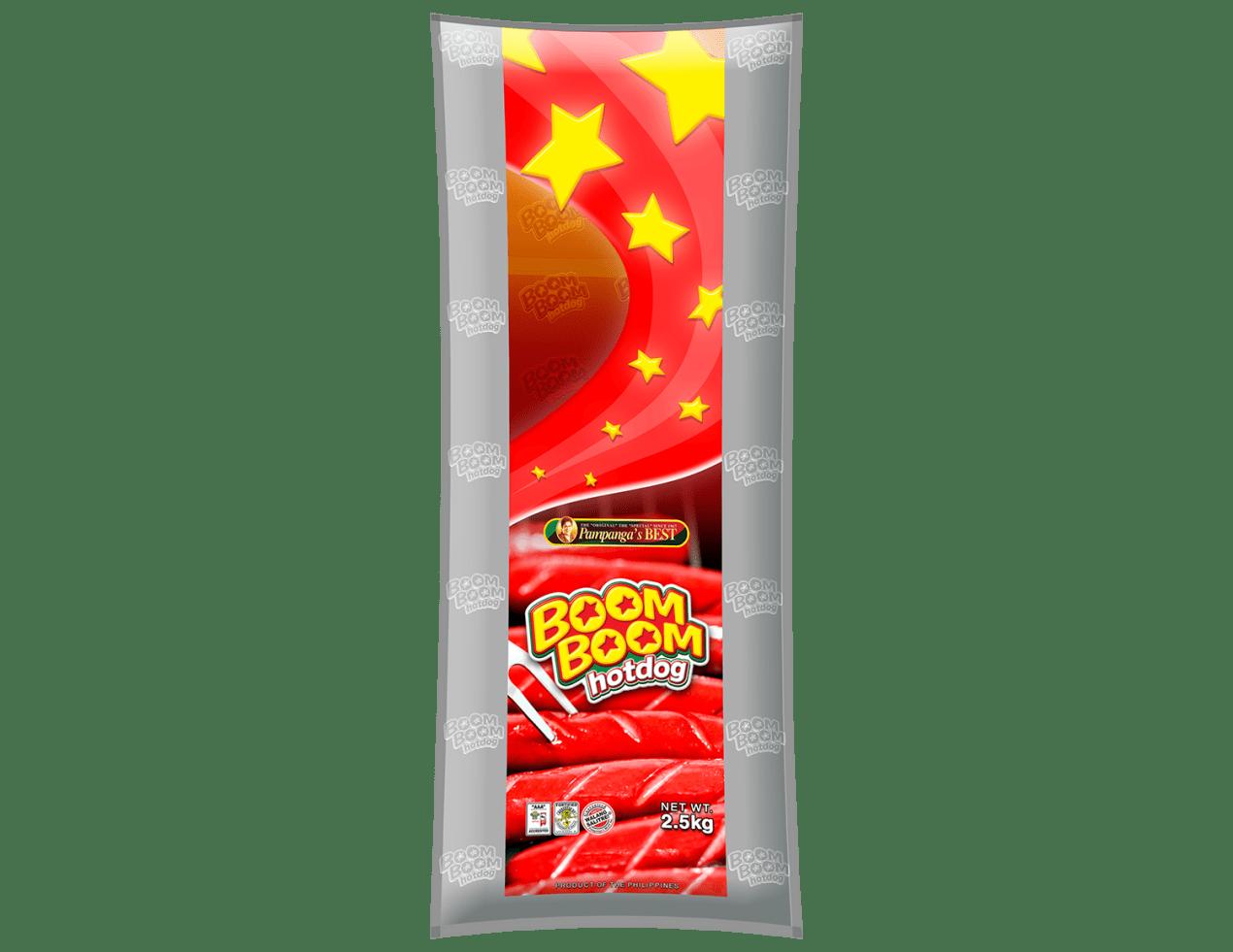 Boom Boom Hotdog 2.5Kg