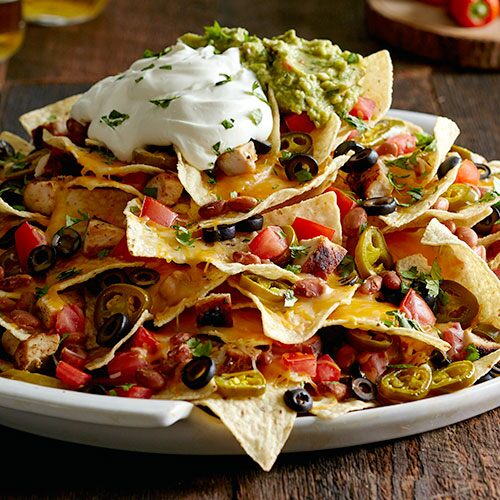 Mile High Nachos Recipes Pampered Chef Canada Site