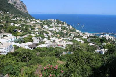 Another great view of Capri