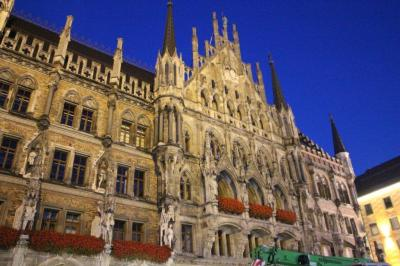 The Cathedral in Munich Square