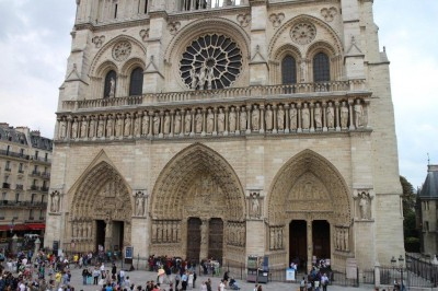 The Bottom of Notre Dame
