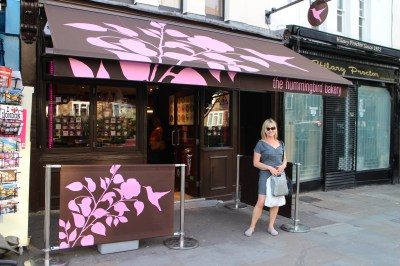 The Hummingbird Bakery :-)