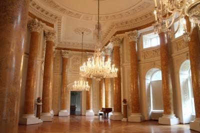 The amazing Ballroom!