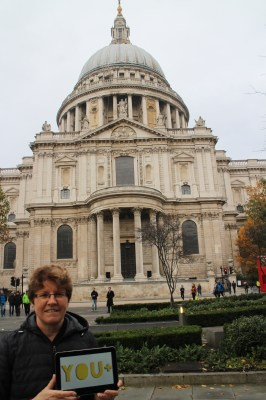 St Pauls Cathedral.