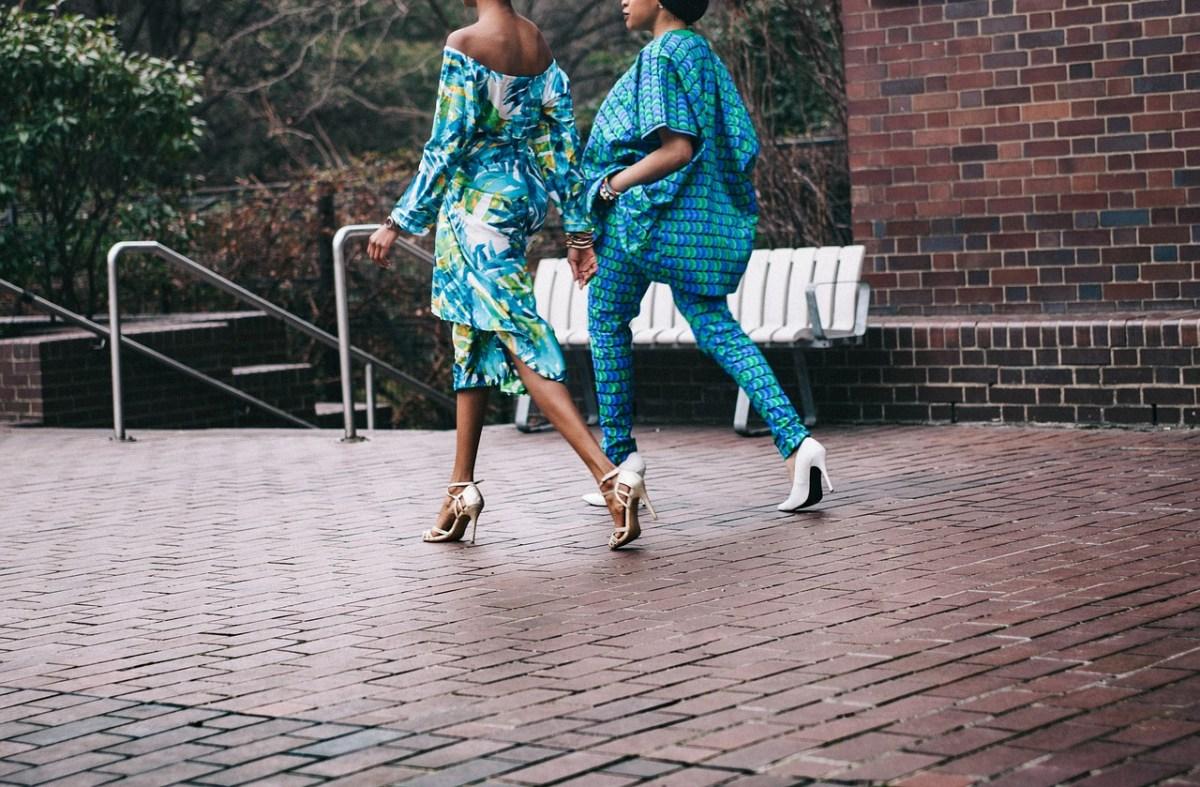 fashionable people