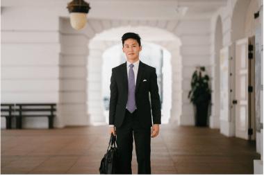 a businessperson