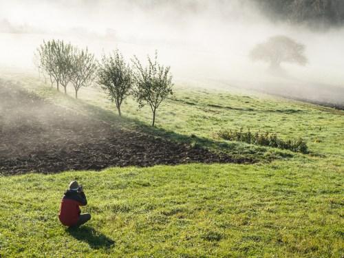 Zajęcia z fot. krajobrazu, projekt 'Cudze chwalicie, swego nie znacie', fot. K Ligęza