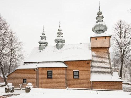 Cerkiew w Binczarowej, ©www.pan-foto.com