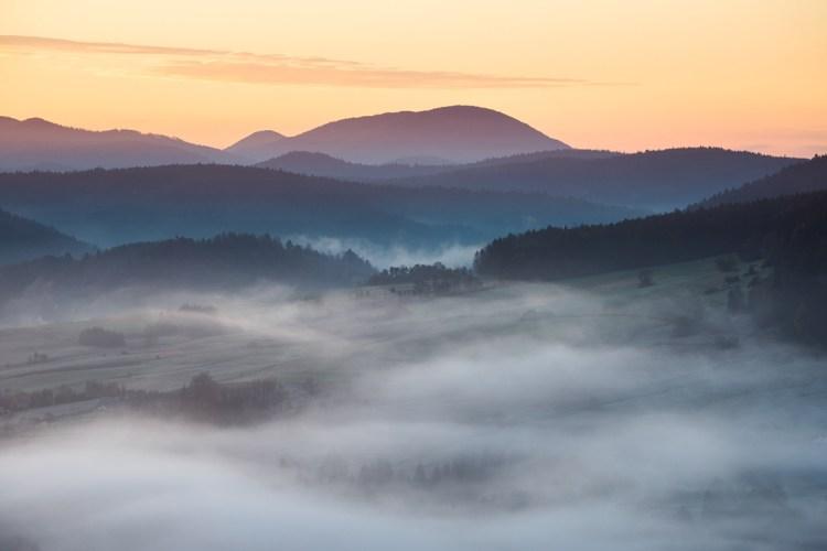 Krajobraz – wybrane ujęcia