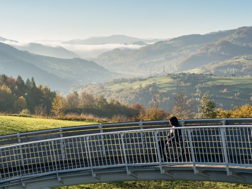 Plener fotografii krajobrazu w Beskidzie Sądeckim, fot. K. Ligęza
