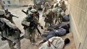 بد رفتاری نظامیانعراقی