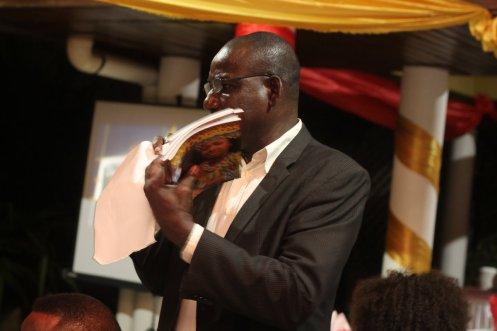 Panafrican Bilingual Corporates Magazine Dinner At NOVOTEL HOTEL (pt2)
