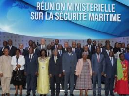 Sommet extraordinaire de l'Union Africaine sur la sécurité et la sûreté maritime de Lomé