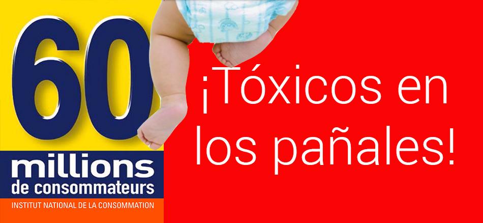 Ni te imaginas las sustancias tóxicas que pueden contener los pañales que pones a tus hijos