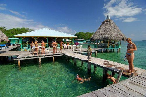 Cayo Coral Bocas del Toro