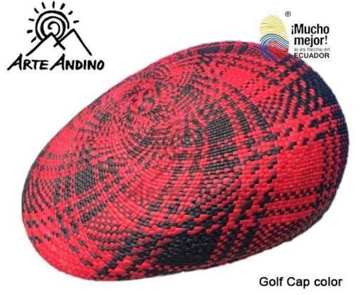 Panamahut-Golf-Cap