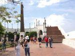 Plaza de Francia in Casco Viejo