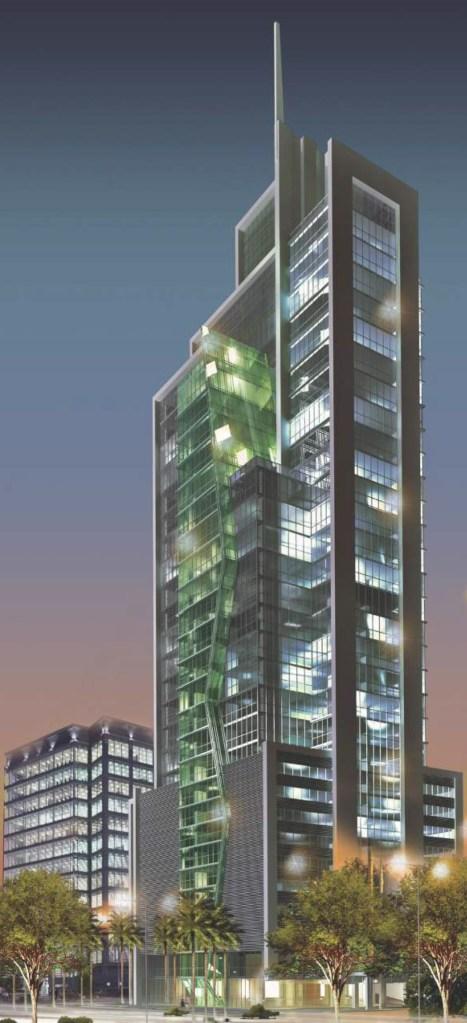 Oficinas en Venta – Fortune Plaza Obarrio – 718.48 y 843.93m2