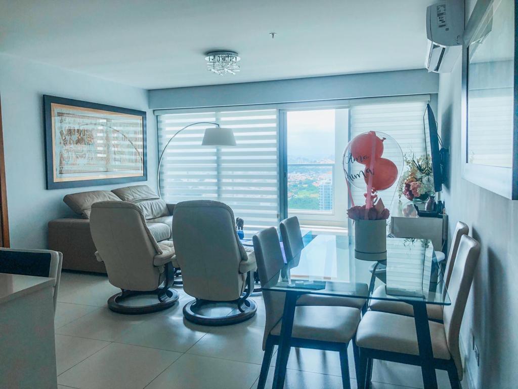Apartamento – PH Parkside – Costa del Este – amueblado – 122m2-