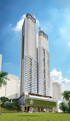 Render Torres 4 _ The Towers