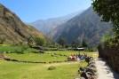 Zeltplatz in Peru
