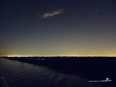 Am Rio de la Plata - Buenos Aires bei Nacht