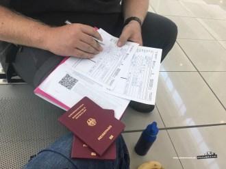 Einwanderung für Argentinien beantragen. Papierkram wie in Deutschland ...