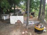 Unser Campingplatz ...