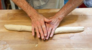 Bakers' topic, table skills part II 12