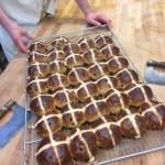 Sweet dough - Hot cross buns